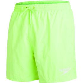 """speedo Essentials Bañador 16"""" Hombre, verde"""